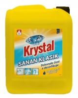 Čistící a dezinfekční prostředek Krystal Sanan Klasik - 5 l