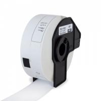 PRINTLINE kompatibilní s Brother DK-11201, papírové bílé, stand. adresy, 29x90mm, 400ks