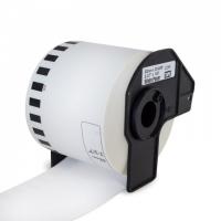 PRINTLINE kompatibilní etikety s Brother DK-22205, papírová role 62 x 30,48m