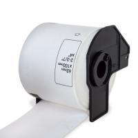 PRINTLINE kompatibilní etikety s Brother DK-11202, papírové štítky 62 x 100 mm, 300ks