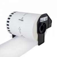 PRINTLINE kompatibilní etikety s Brother DK-22243, papírová role 102 x 30,48m