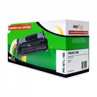 PRINTLINE kompatibilní termo fólie s Panasonic KX-FA52 , black , 2ks