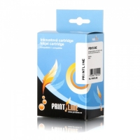 PRINTLINE kompatibilní cartridge s HP 302XL, F6U68A, black, čip
