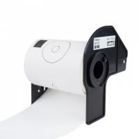 PRINTLINE kompatibilní s Brother DK-11207, na CD, DVD,papírová role, 100 ks,  průměr 58 mm