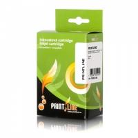 PRINTLINE kompatibilní cartridge s Epson 502XL, T02W240 (C13T02W24010) , cyan, čip
