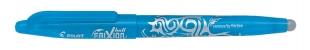 Přepisovatelný roller Pilot FriXion Ball 07 - 0,35 mm, plastový, světle modrý