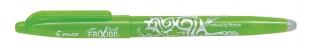 Přepisovatelný roller Pilot FriXion Ball 07 - 0,35 mm, plastový, světle zelený