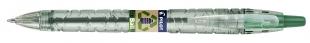 Kuličkové pero Pilot Eco Ball B2P - 0,27 mm, plastové, zelené