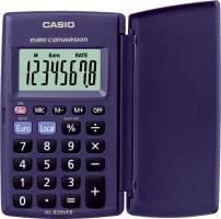 Kapesní kalkulačka Casio HL 820 LV BK - 1 řádek, 8 znaků, černá