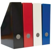 Stojan na katalogy A4 - karton, mx barev