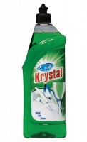 Prostředek na mytí nádobí Krystal - lemongrass, 750 ml
