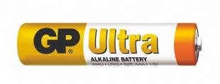 Alkalické baterie GP Ultra 1,5 V - mikrotužka, LR03, typ AAA