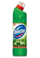 Čistící a dezinfekční prostředek na WC Domestos 24h - pine fresh, 750 ml