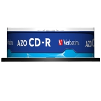 CD-R Verbatim  25pack   cake
