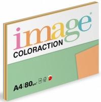 Barevný papír A4 Image Coloraction - mix reflexní barvy, 80 g, 5x20 listů