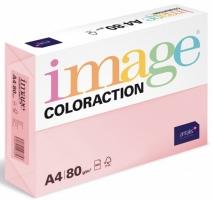 Barevný papír A4 Image Coloraction Tropic - pastelově růžová, 160 g, 250 listů