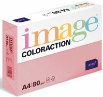 Barevný papír A4 Image Coloraction Coral - starorůžová, 80 g, 500 listů