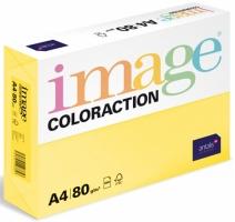 Barevný papír A4 Image Coloraction Desert - pastelově žlutá, 80 g, 500 listů