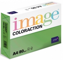 Barevný papír A4 Image Coloraction Dublin - sytá zelená, 80 g, 500 listů