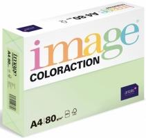 Barevný papír A4 Image Coloraction Jungle - pastelově světle zelená, 80 g, 500 listů