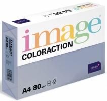 Barevný papír A4 Image Coloraction Malta - středně modrá, 80 g, 500 listů