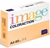 Barevný papír A4 Image Coloraction Savana - meruňková, 80 g, 500 listů