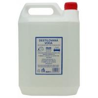 Destilovaná voda - 5 l