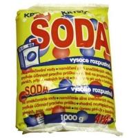 Soda krystalická - 1 kg