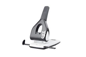 Páková děrovačka SAX Design 618 - 65 listů, kovová, černá