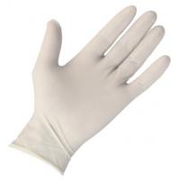 Vyšetřovací rukavice XS - latex, bezprašné, 100 ks