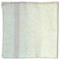 Hadr na podlahu Mistr - tkaný, 50x70 cm, zemovka, bílý