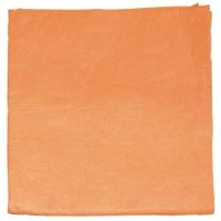 Hadr na podlahu Petr - 60x70 cm, zemovka, oranžový