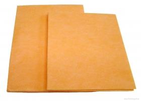 Hadr na podlahu Petr - 50x60 cm, zemovka, oranžový