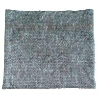 Hadr na podlahu Libor - tkaný, 50x60 cm, zemovka, šedý