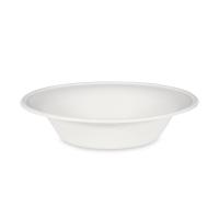 BIO miska na polévku 700 ml - cukrová třtina, 21x5 cm, 50 ks