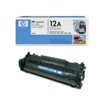 Tonerová cartrige0 HP LJ 1012, Q2612A - 2000 stran, black
