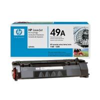 Tonerová cartridge HP LaserJet Q5949A, 1160, 1320, 3390, 3392, 49A - 2500 stran, black