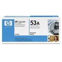 Tonerová cartrige HP LJ P2014 Q7553A - 3000 stran, black