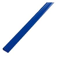 Násuvný hřbet Relido 0-3 - č. 4, plastový, modrý, 50 ks