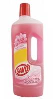 Čistící prostředek na podlahy a povrchy Savo - vůně květin, 750 ml