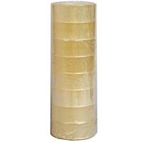 Lepící páska - akrylát, 19x33 m, transparentní