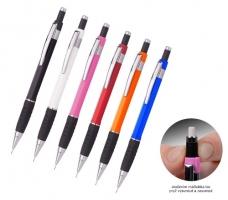 Mikrotužka ICO P5 - 0,5 mm, plastová, mix barev