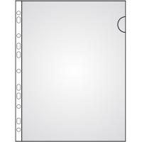 Prospektový obal L/U - A4, 150 my, transparentní, 1 ks