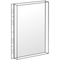 Prospektový obal na katalogy - A4, 180 my, transparentní, 10 ks