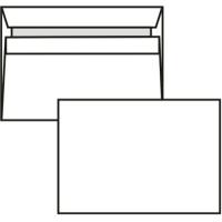 Poštovní obálka C5 - bez okénka, samolepící, 162x229 mm, bílá, 1000 ks