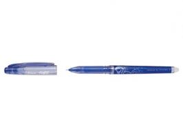 Přepisovatelný roller Pilot Frixion Point R - 0,25 mm, plastový, modrý