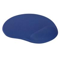Podložka pod myš -  gelová, modrá