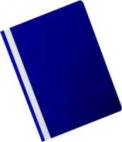 Plastový rychlovazač A4 - tmavě modrý