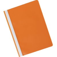 Plastový rychlovazač A4 - oranžový