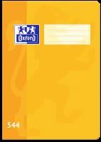 Školní sešit 544 Oxford - A5, linkovaný, 40 listů, žlutý